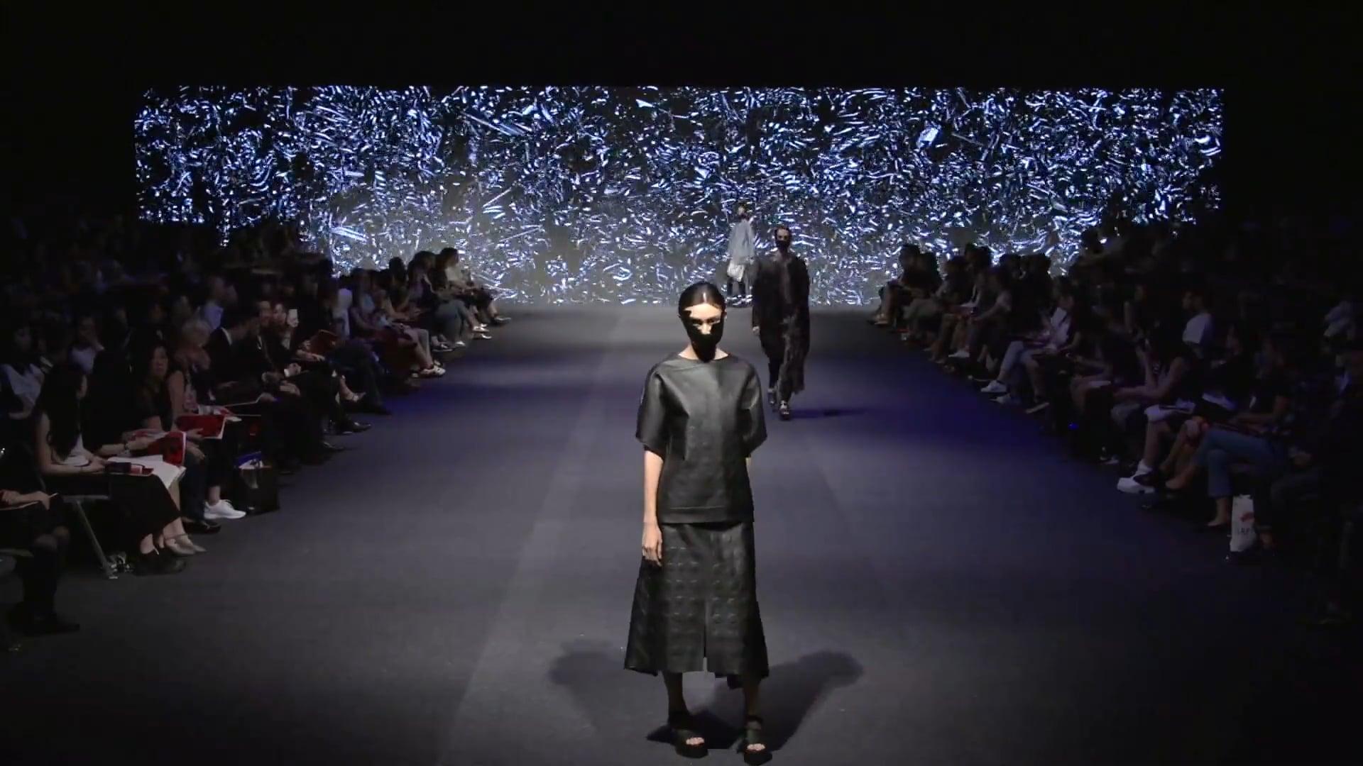 Backbone on Fashion Future for Hong Kong 2016