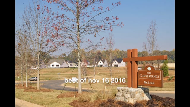 An autumn visit to Mclean - alternate version