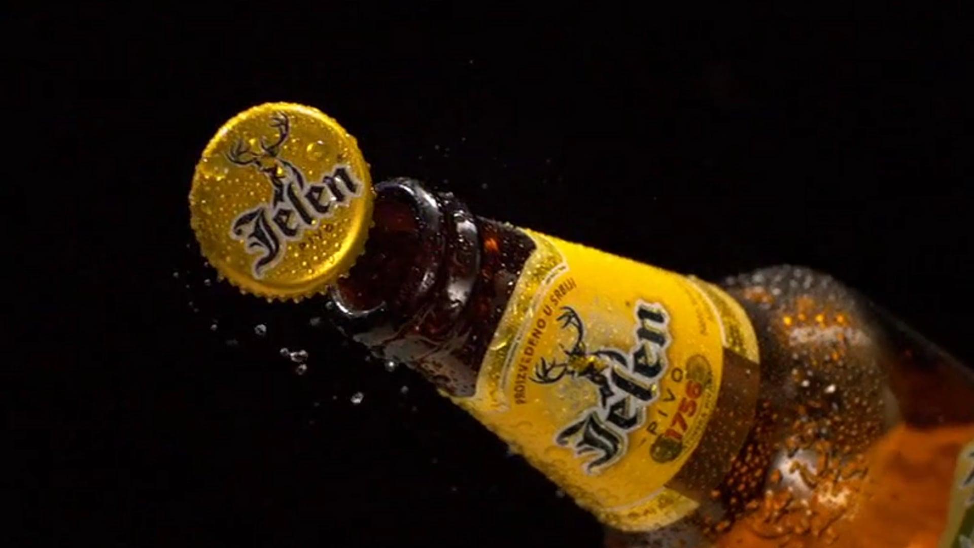 Jelen Beer Bolt Commercial