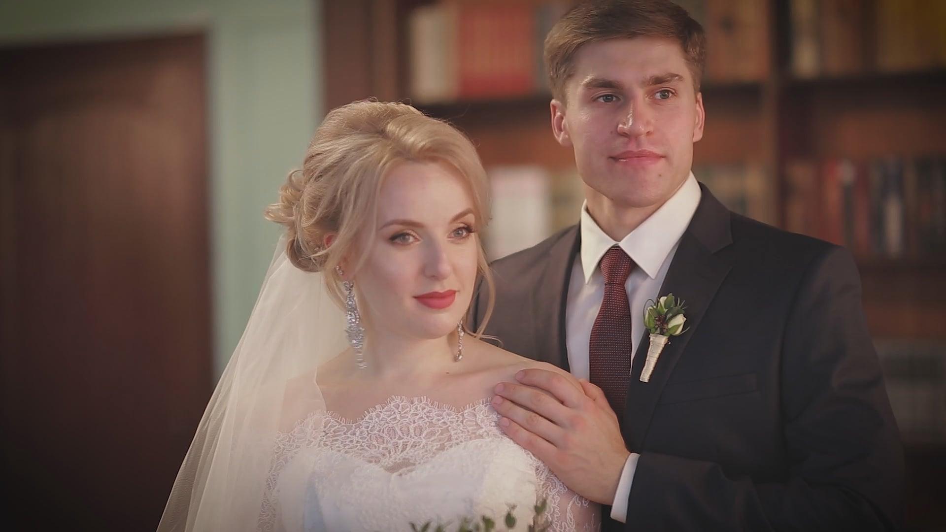 Иван и Александра | Свадебный клип