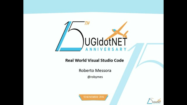 Real world Visual Studio Code