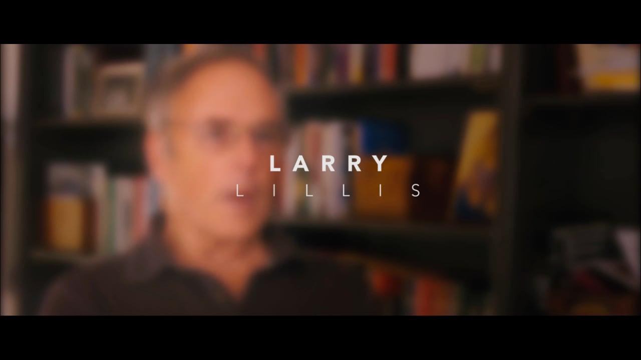 Christ Church Stories: Larry Lillis