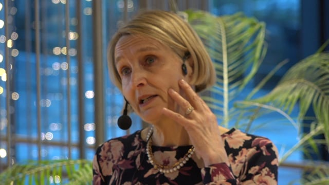 Fika efter en forskare, Karin Nylander