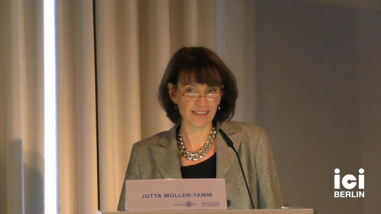 Einfuehrung Jutta Mueller-Tamm