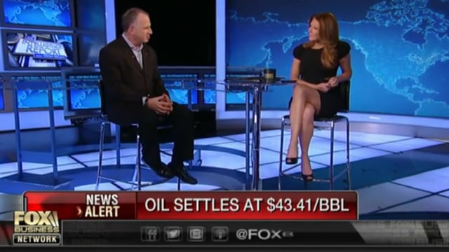 Ken Marlin on Fox News for Veteran's Day