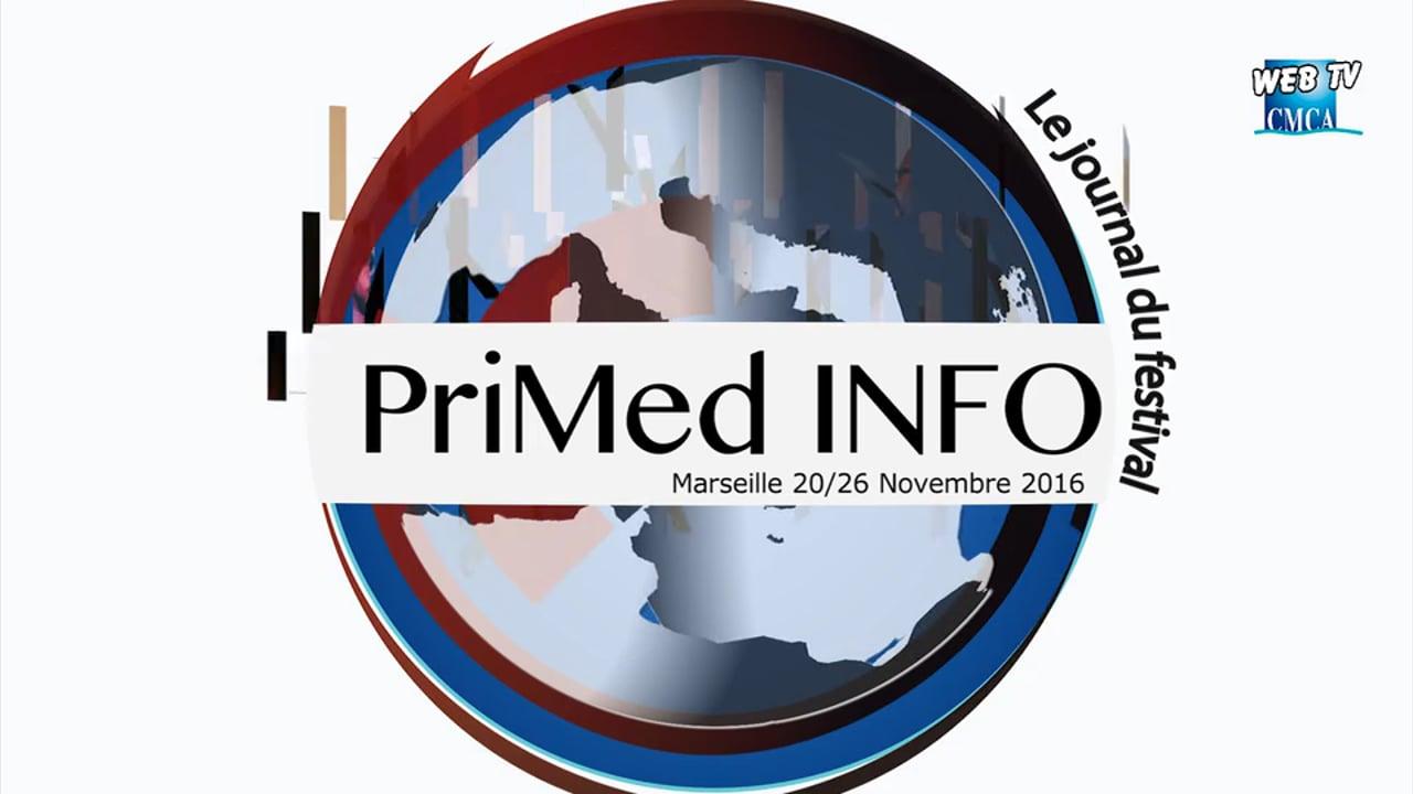 PriMed INFO 2016 - Lundi 21 Novembre