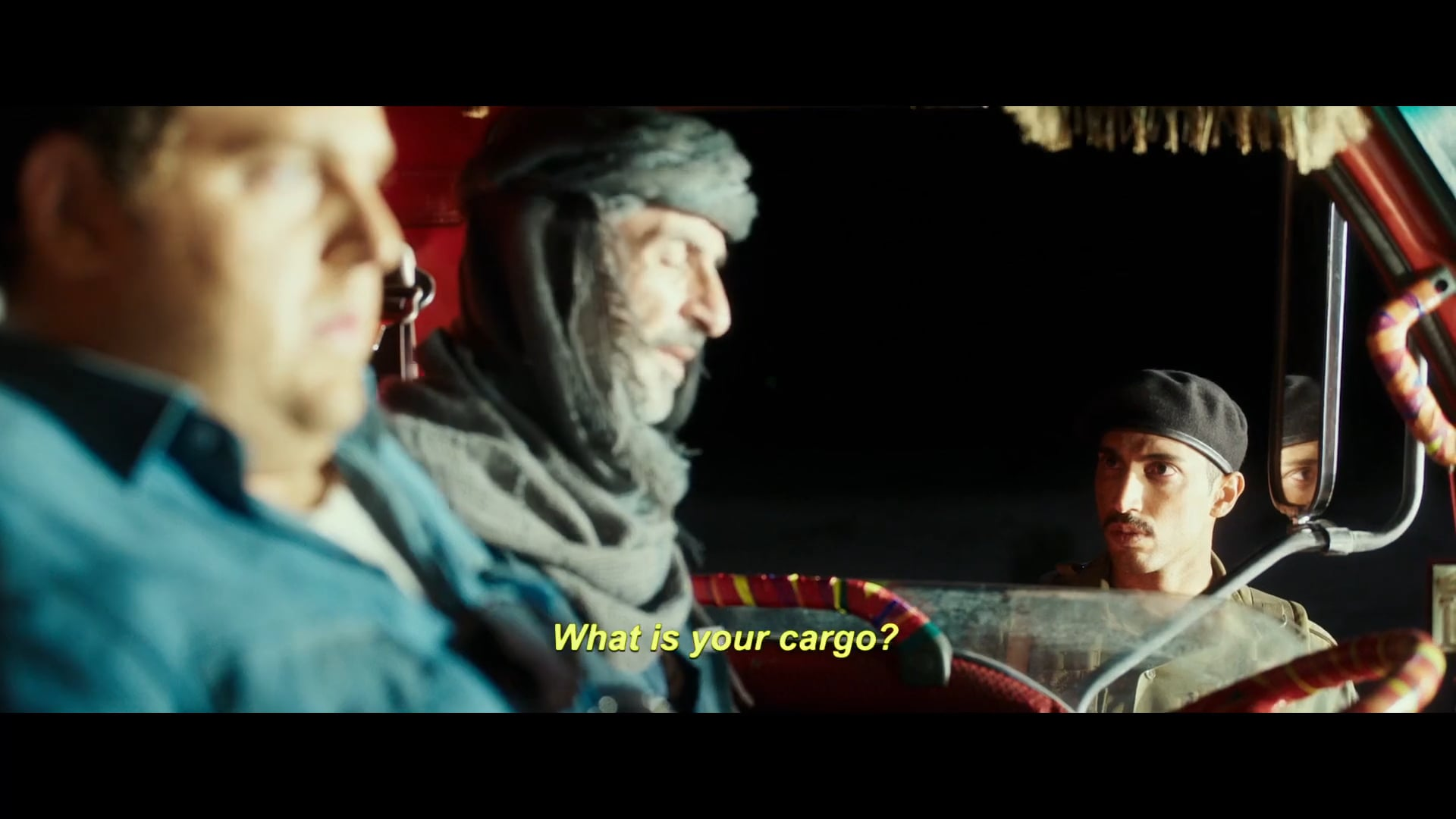 Mehdi - War Dogs (2016)