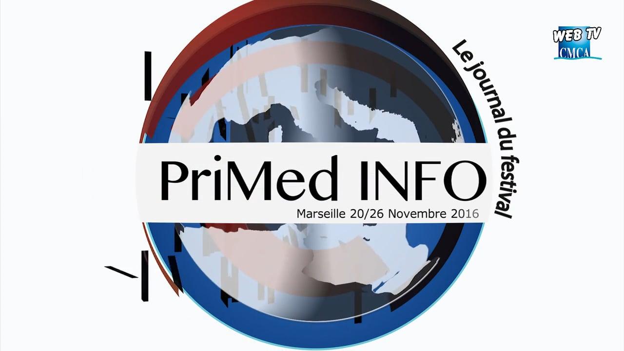 PriMed INFO 2016 - Mardi 22 Novembre