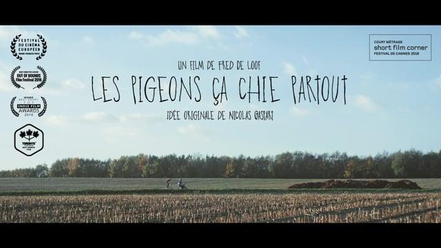 TRAILER - LES PIGEONS ÇA CH** PARTOUT