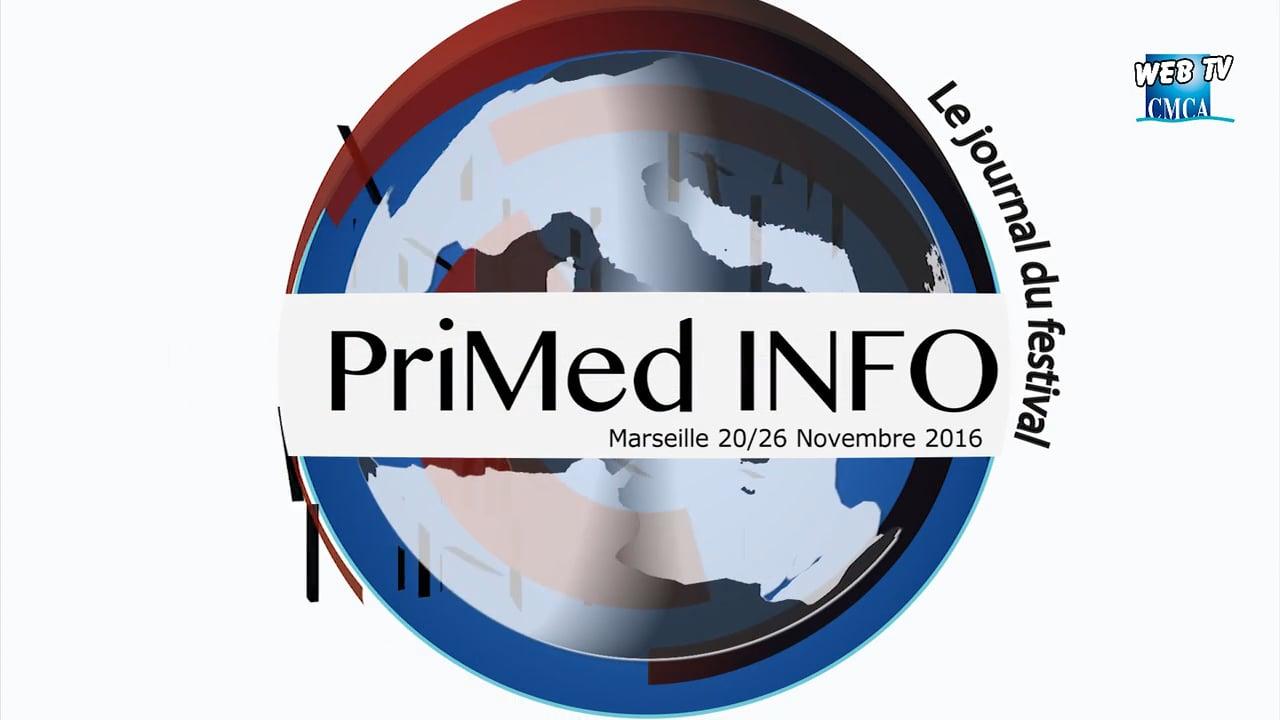 PriMed INFO 2016 - Mercredi 23 Novembre