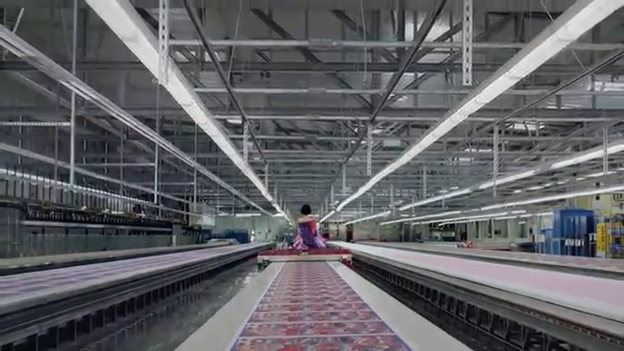 Hermès - La Fabrique de la Soie