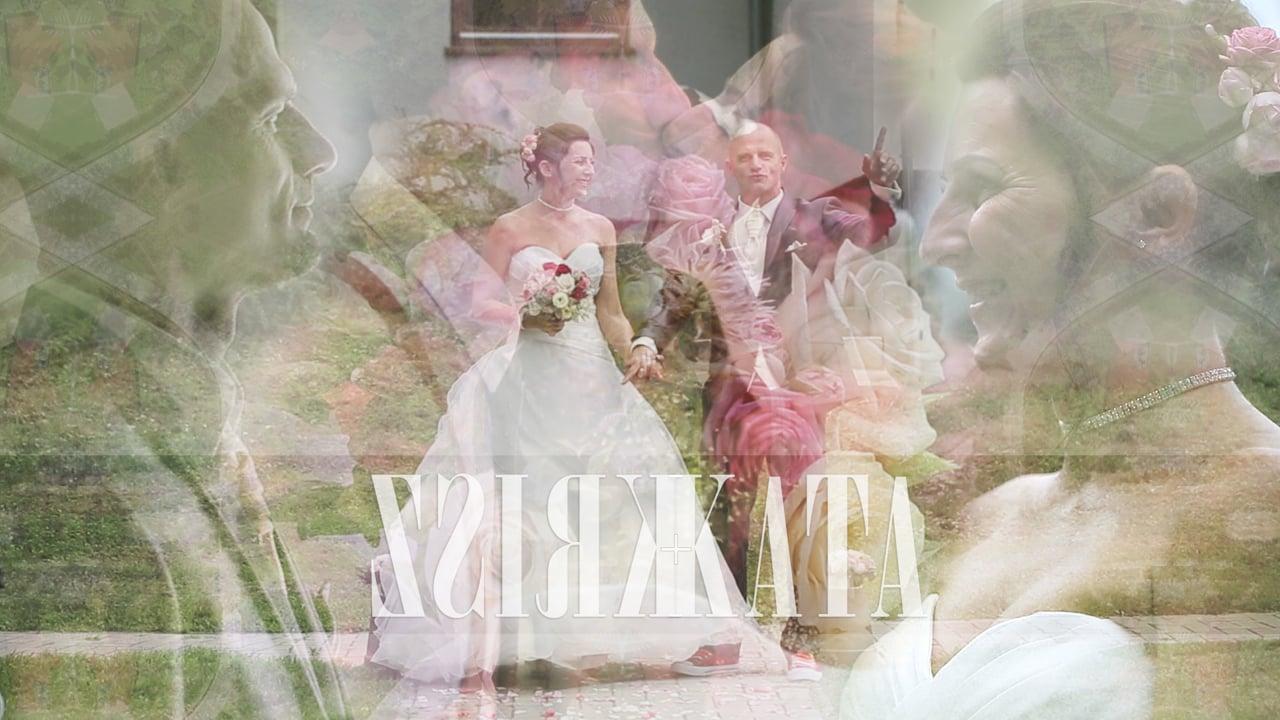 Wedding Film Kata and Krisz - 12'18