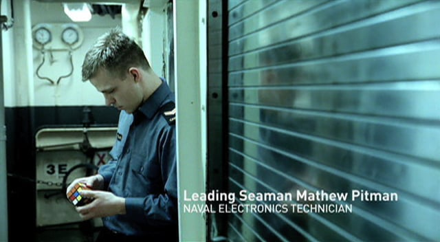 Canadian Armed Forces - Naval Electronic Technician