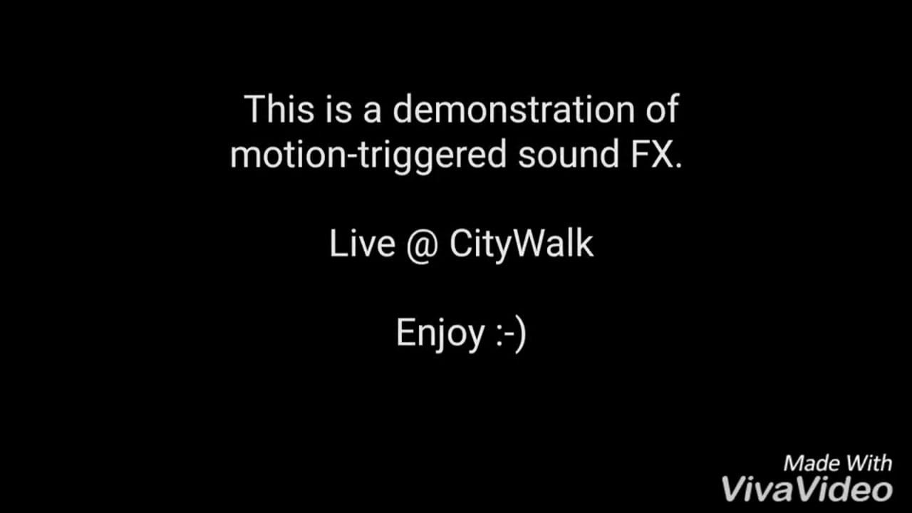 XCON of PRO Event DJ Live at Universal CityWalk