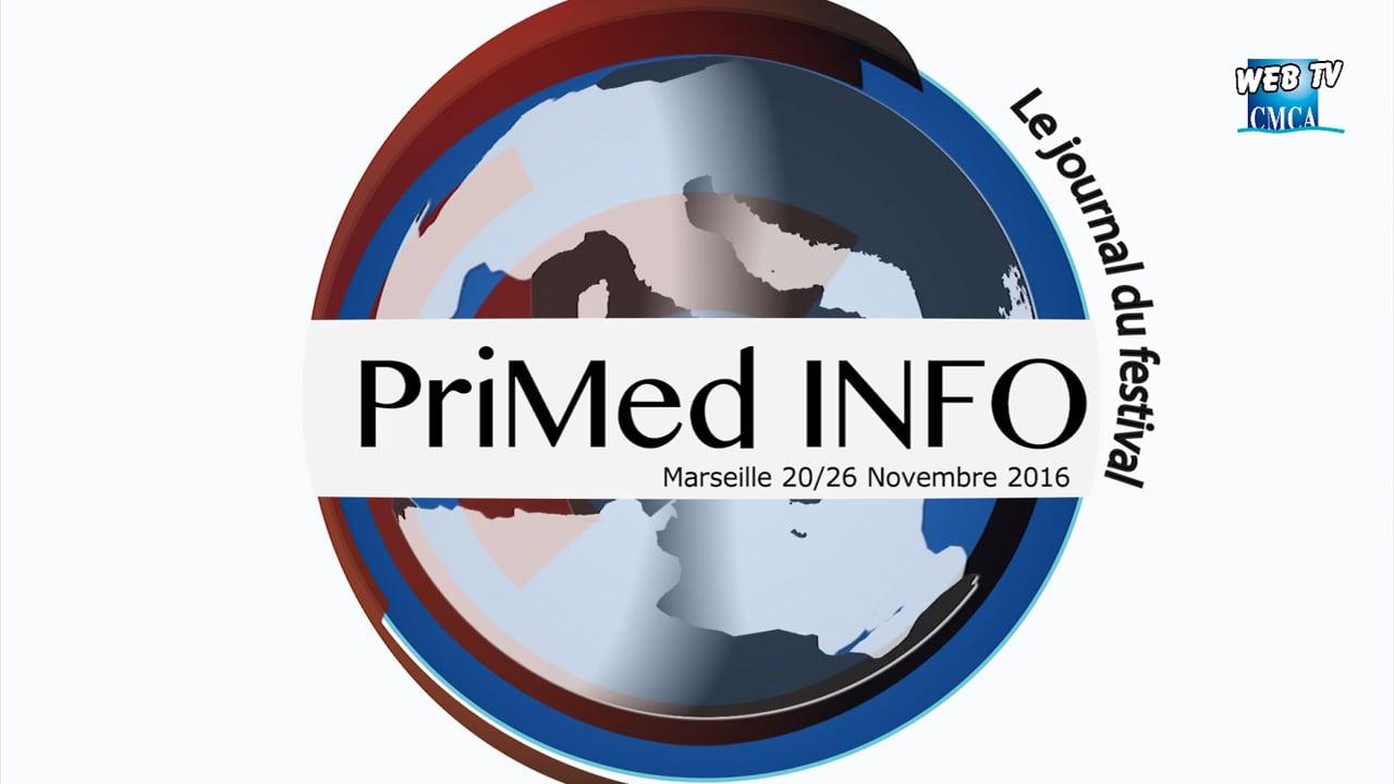 PriMed INFO - Jeudi 24 Novembre