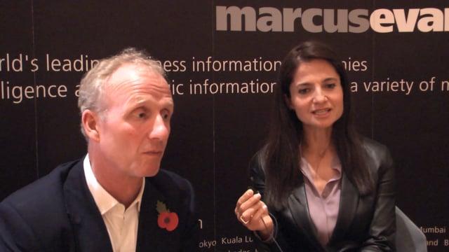Matthew Fleming, Stonehage Fleming Family and Partners Limited & Deniz Misir, V22 International Advisory on Wealth Management