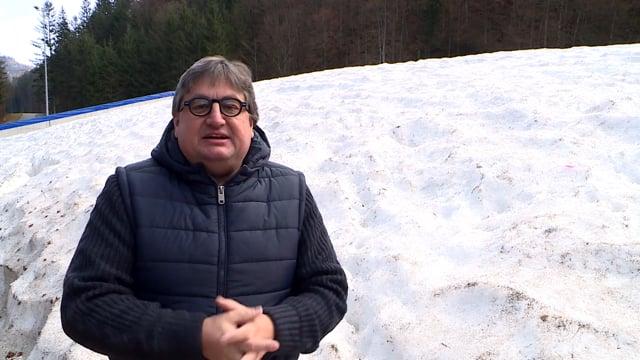 Thomas Junker unterwegs & Biathlon