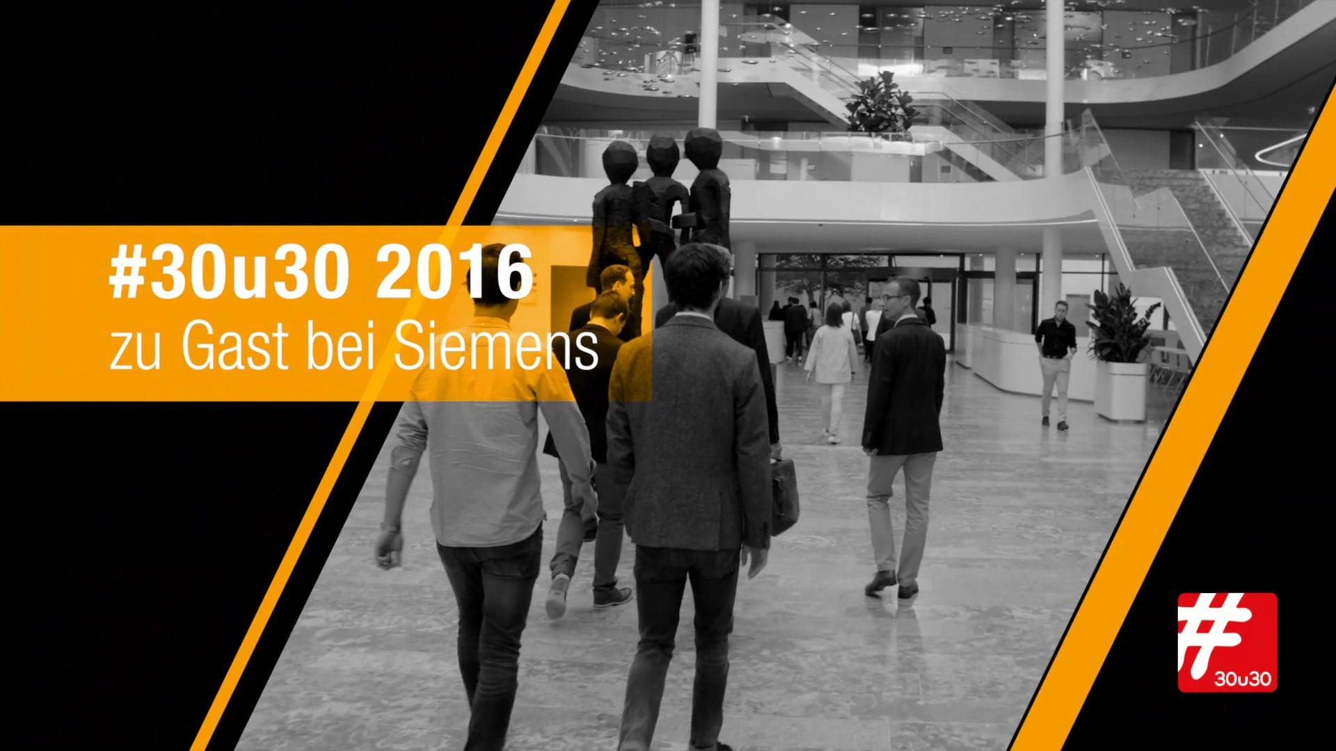 Eventfilm München: #30u30