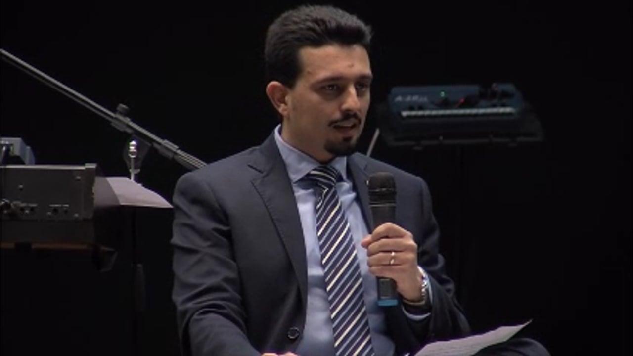 Dibattito sul referendum costituzionale - Luca Basilio Bucca