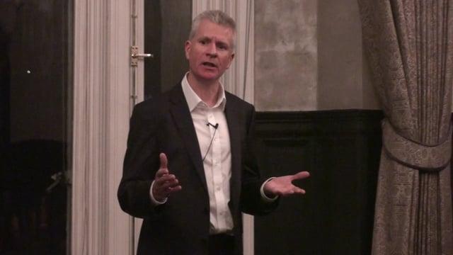 Runner Up Corporate Speaking Challenge 2016 - Alan Clamp