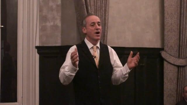 Winner Corporate Speaking Challenge 2016 - Richard Murray