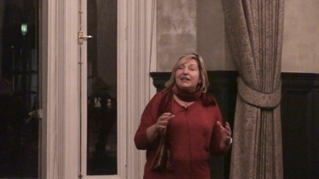 3rd Place Corporate Speaking Challenge - Jackie Naghten