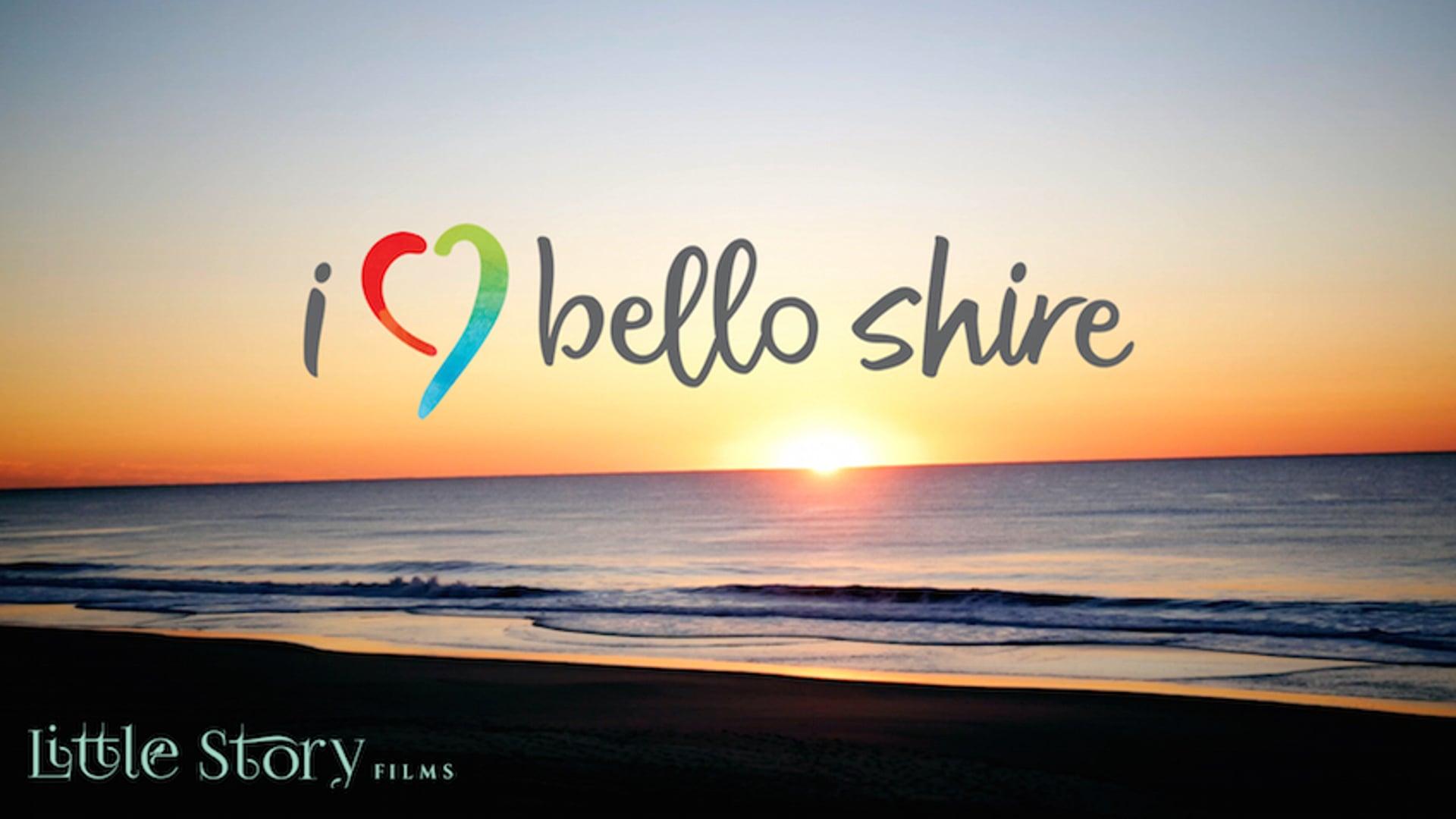 I Love Bello Shire
