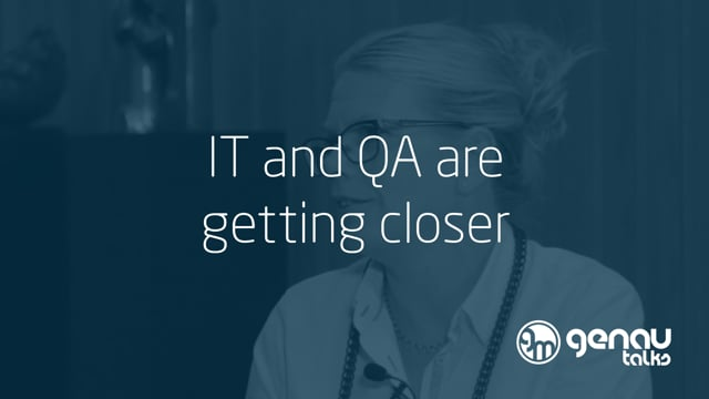 IT and QA are getting closer