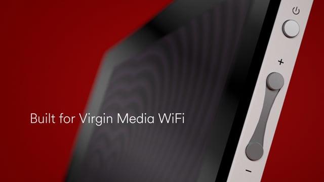 Introducing Virgin Media TellyTablet