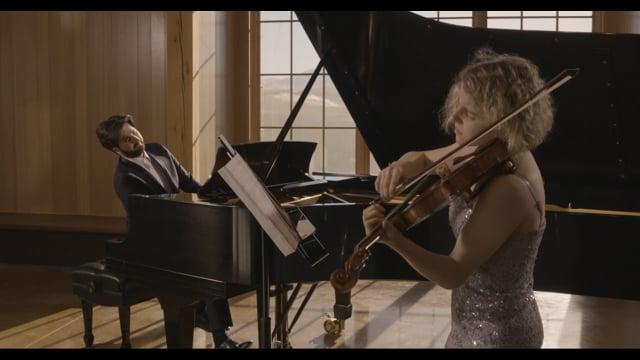 Reflections, Caroline Goulding and Julien Brocal