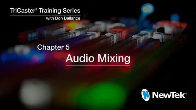 05 Audio Mixing