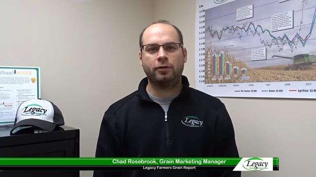 12-1-16 Grain Report
