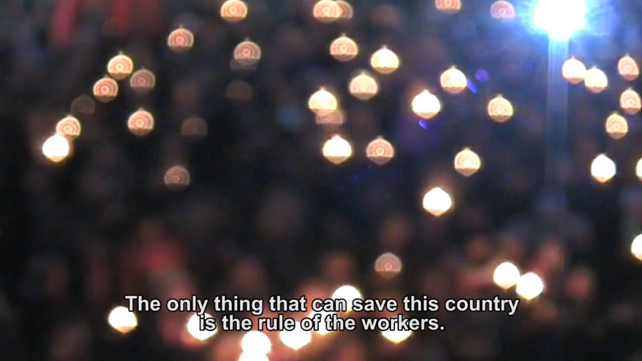 Tekel İşçileri Direnişi / Tekel Workers Resistance