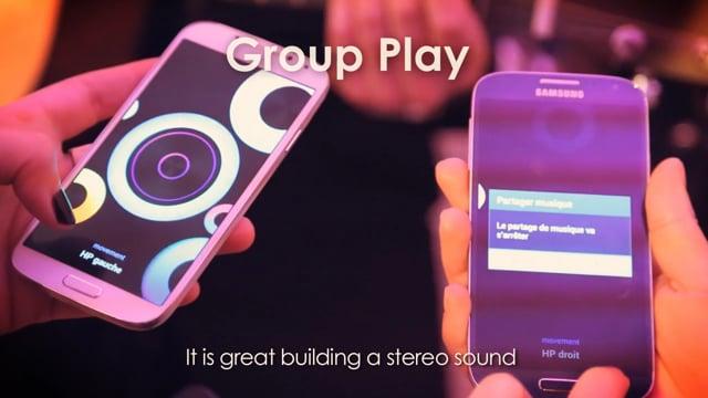 Lancement Samsung Galaxy S4 - Reportage événementiel