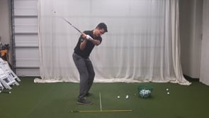 Where Should The Club Point In The Pump Drill?