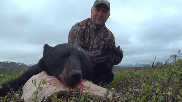 2016 Alaska Spring Bear Hunt Part 1