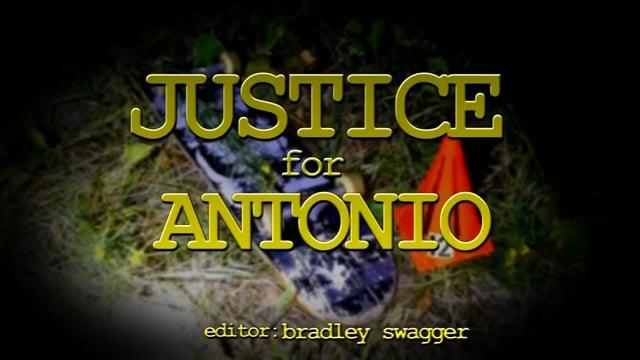 Justice for Antonio