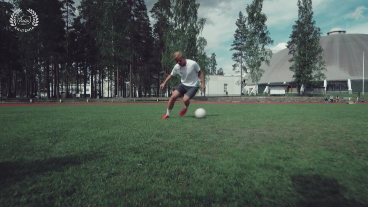 "Valio - Kikka ""Ronaldinho"""