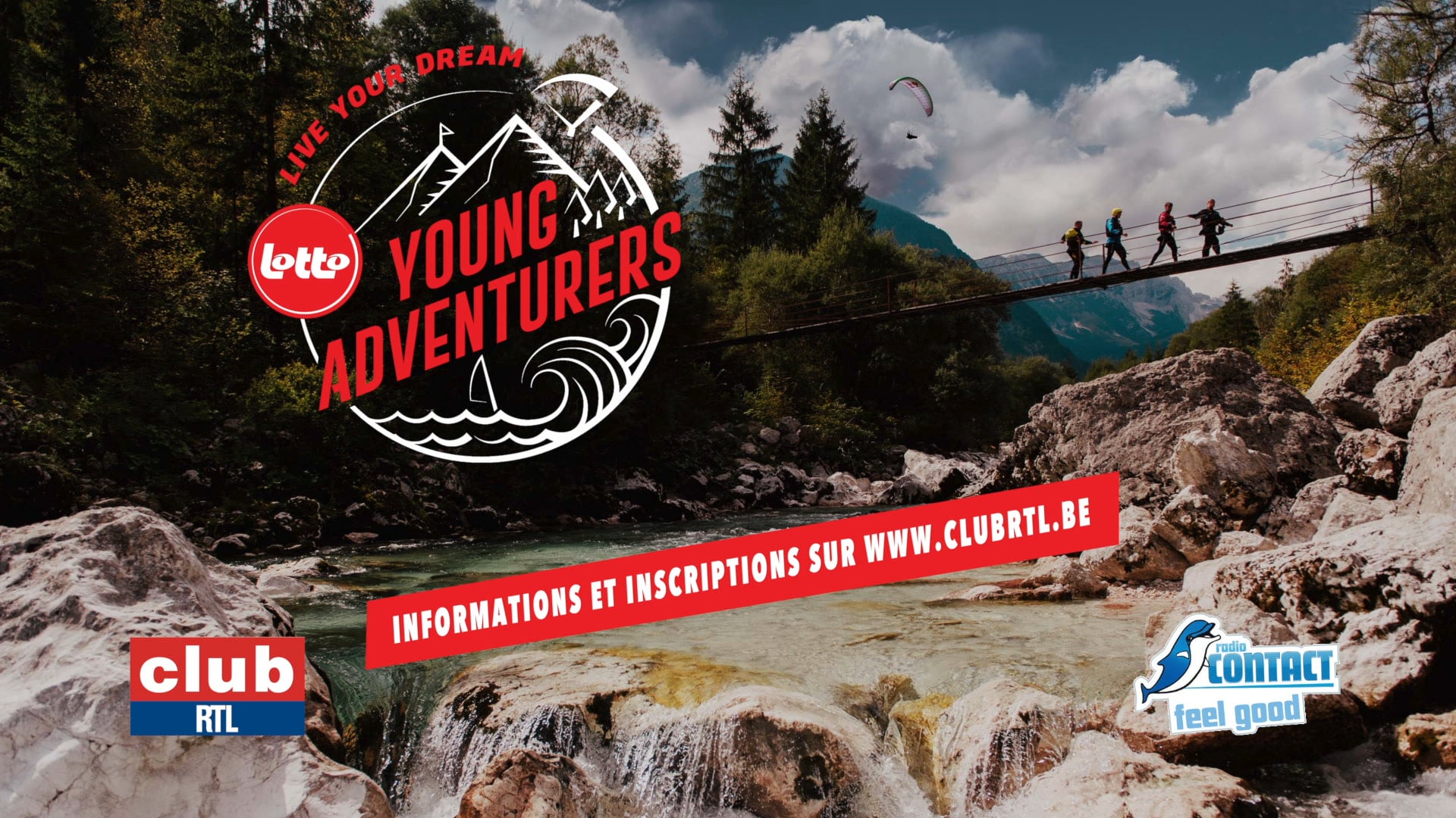 TEASER Lotto Young Adventurers 2016
