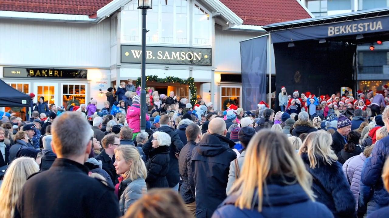 Christmas in Bekkestua