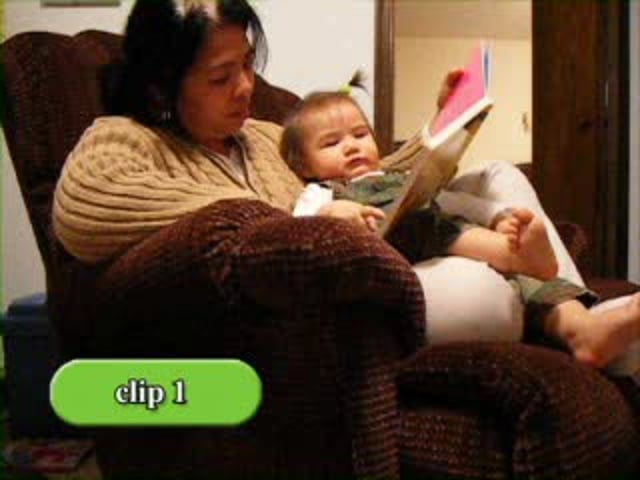 PIWI: Parents Interacting with Infants - Clip 1