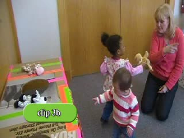 PIWI: Parents Interacting with Infants - Clip 3b