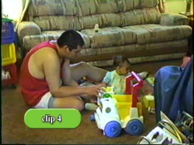 PIWI: Parents Interacting with Infants - Clip 4