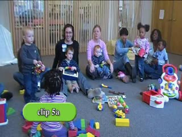 PIWI: Parents Interacting with Infants - Clip 5a