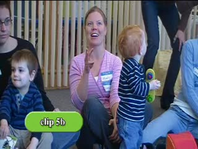 PIWI: Parents Interacting with Infants - Clip 5b