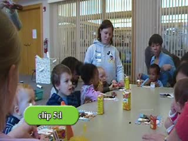 PIWI: Parents Interacting with Infants - Clip 5d