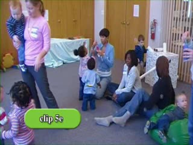 PIWI: Parents Interacting with Infants - Clip 5e