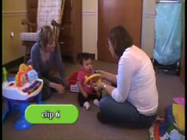 PIWI: Parents Interacting with Infants - Clip 6