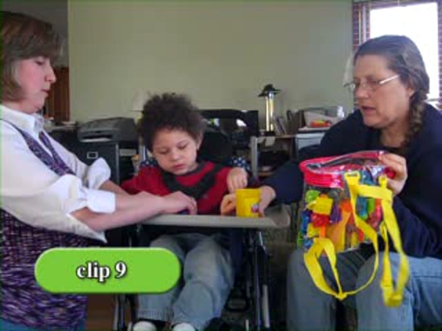 PIWI: Parents Interacting with Infants - Clip 9
