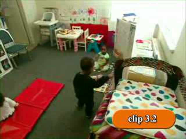 Promoting the Social and Emotional Competence of Infants and Toddlers - 3.2 Looking at Behavior Video